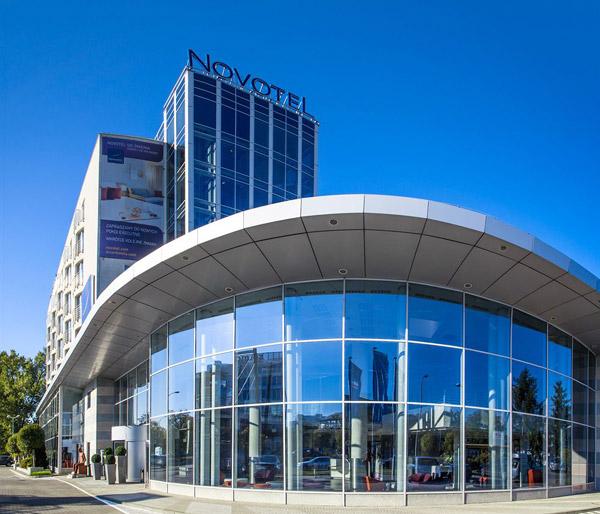 Hotel NOVOTEL Airport Warszawa