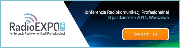 RadioEXPO-2014 - Rozmiar 750 x 200 pikseli
